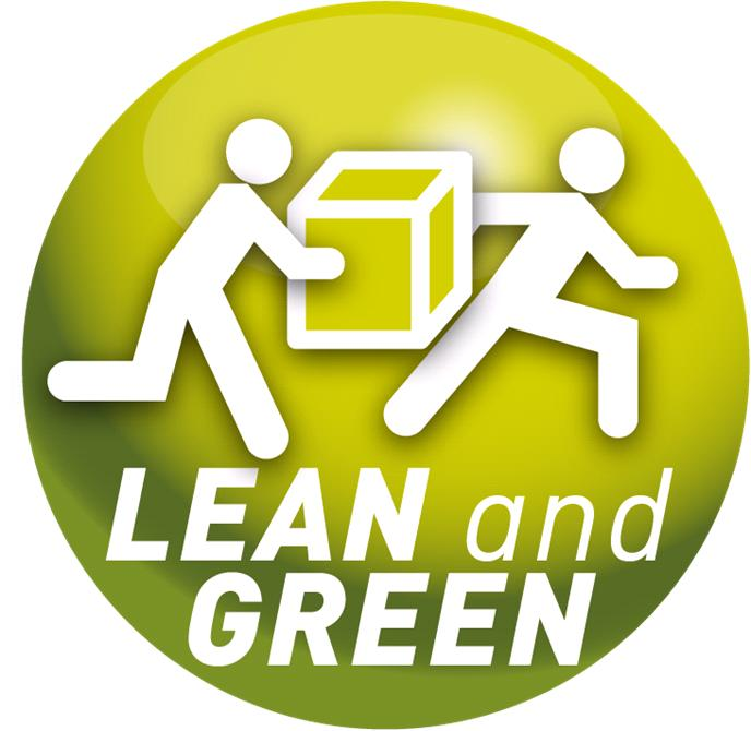 TRANSITO wint Lean and Green  Award !