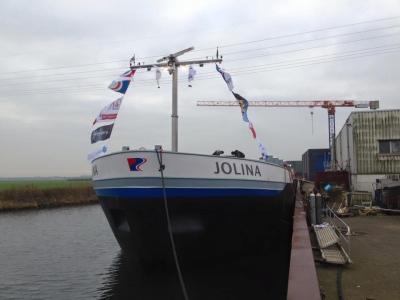 Proefvaart Jolina